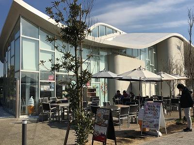 東京オリンピックセーリング会場の「江の島カフェとびっちょ」は並ばず食べれる穴場店