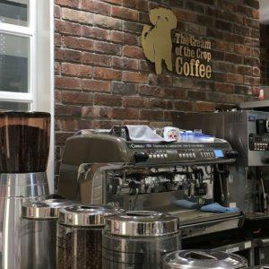 【The Cream of the Crop Coffee】渋谷ヒカリエで、本格的なハンドドリップ焙煎コーヒーを