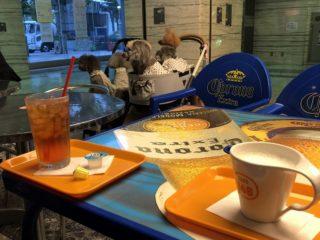 【CAFE168】ワンコット1階中華街にある穴場カフェ