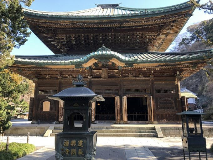 建長寺仏殿の画像